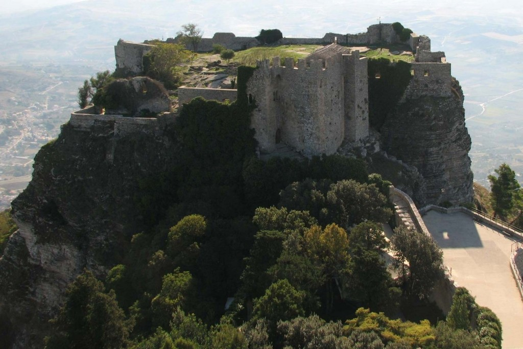 Catello di Venere ad Erice